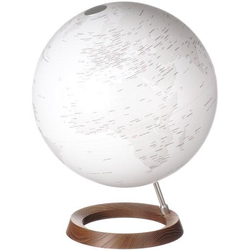 Globus Atmosphere Reflection