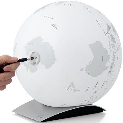 Karttapallo Atmosphere Capital Q LED