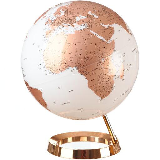 Jordglob Atmosphere Light and Colour Copper