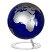 Atmosphere iGlobe blå