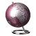 Jordglob Galilei lila 13 cm
