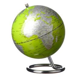 Jordglob Galilei grön 13 cm