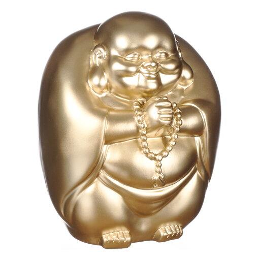 Sparbössa Buddha guld