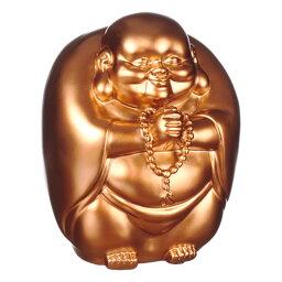 Sparbössa Buddha koppar