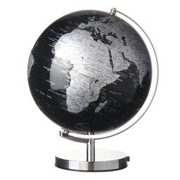 Globus sort med belysning