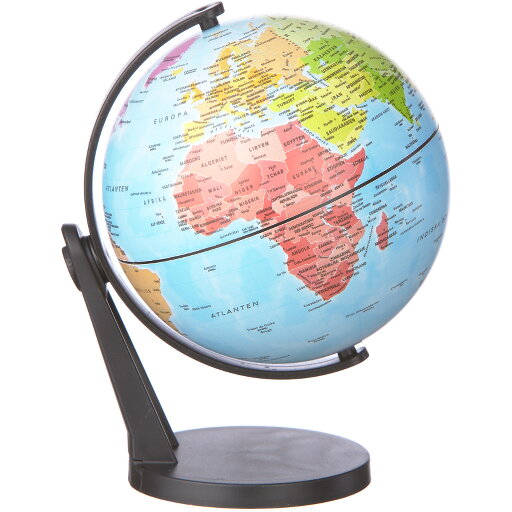 Jordglob Gyro Kontinent