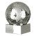 World Puzzle Globe magnetiskt pussel