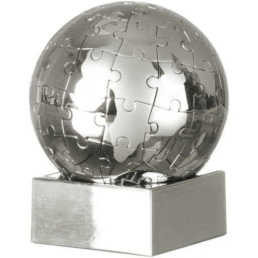 World Puzzle Globe magnetisk puslespil