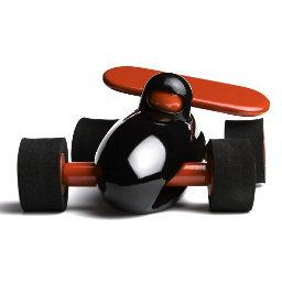 Playsam Racer F1 svart