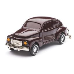 Nyckelring Playsam Volvo PV 544 rödbrun