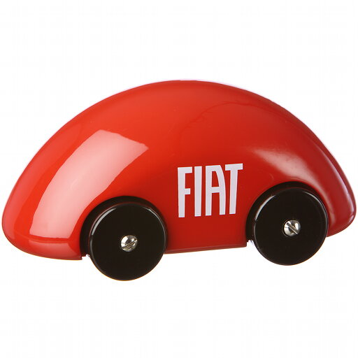 Playsam Streamliner Fiat röd