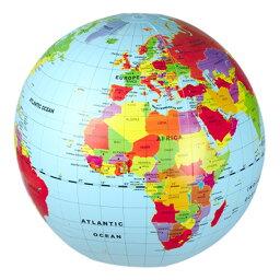 Oppustelig globus 50 cm