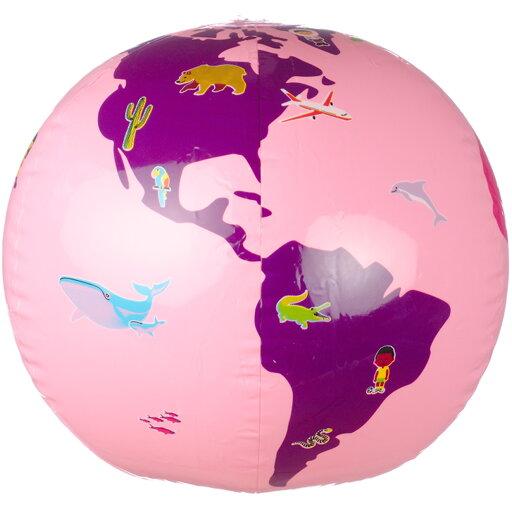 Oppustelig globus 38 cm