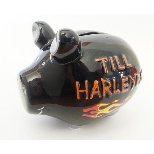 Spargris - Till Harleyen
