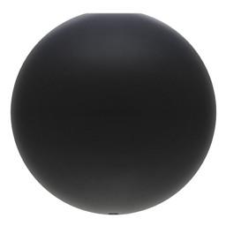 VITA takknopp Cannonball svart