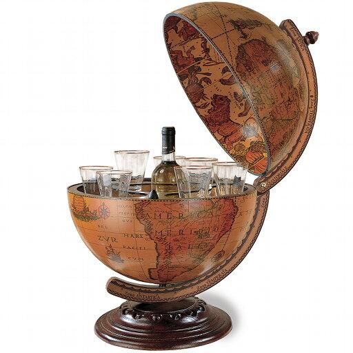 Zoffoli globus med barskab #16/12