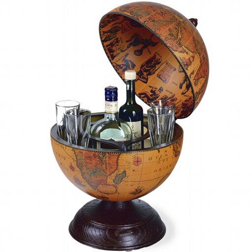 Zoffoli globus med barskab #705