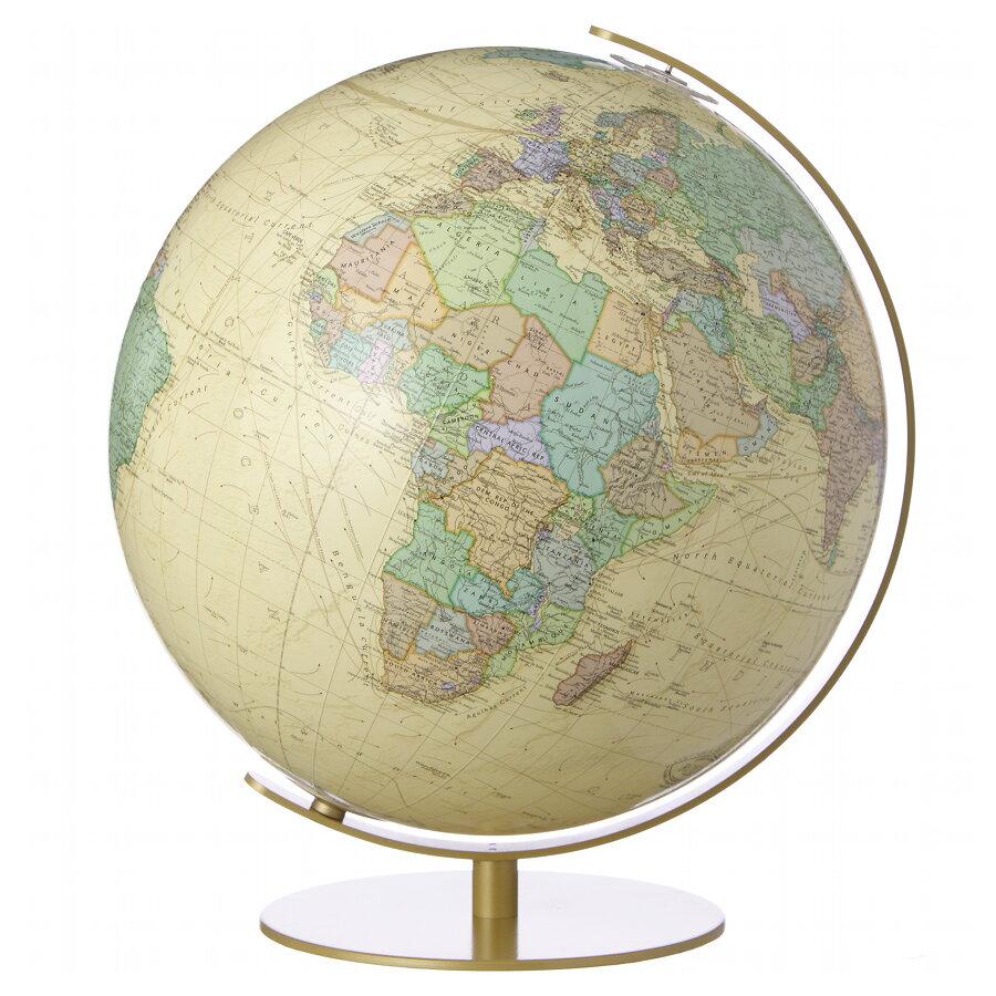 Karttapallo Englanniksi